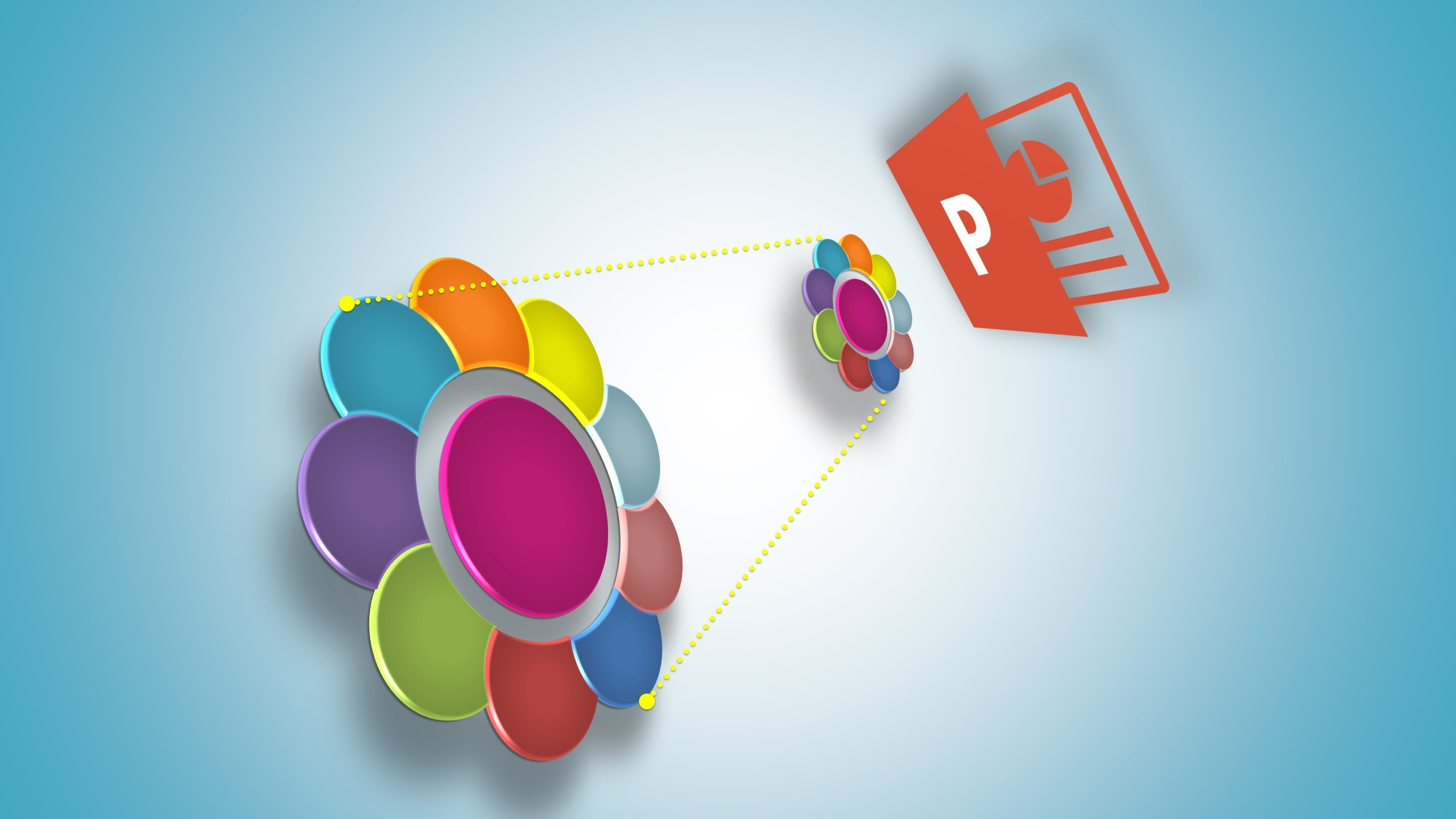 Stunning 3D Design, Typography and Animation: Easy with PowerPoint 2013