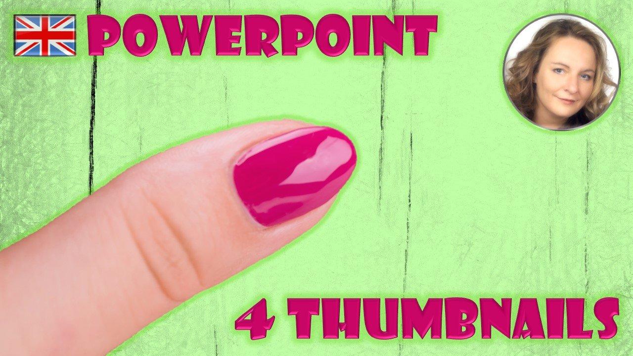 Powerpoint 4 Thumbnails