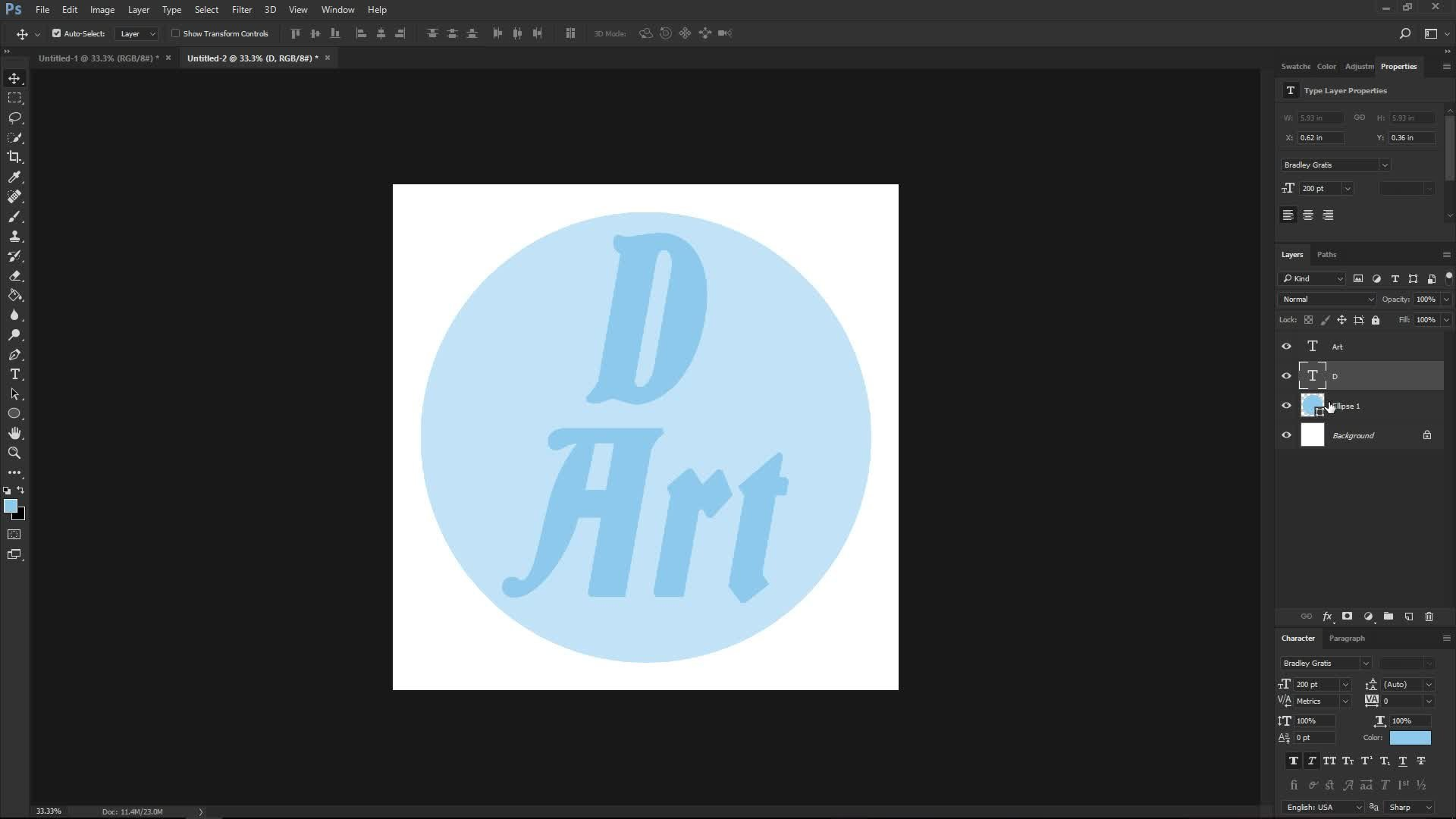 Mobile App Design from scratch with Photoshop