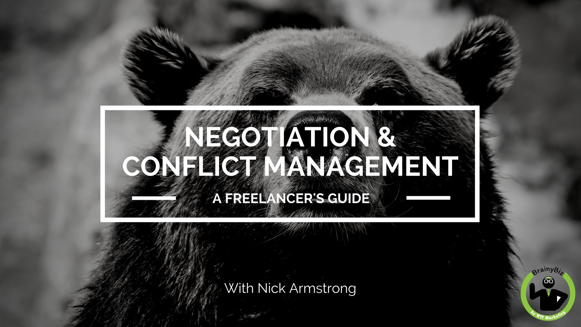 Negotiation and Conflict Management - A Freelancer's Guide