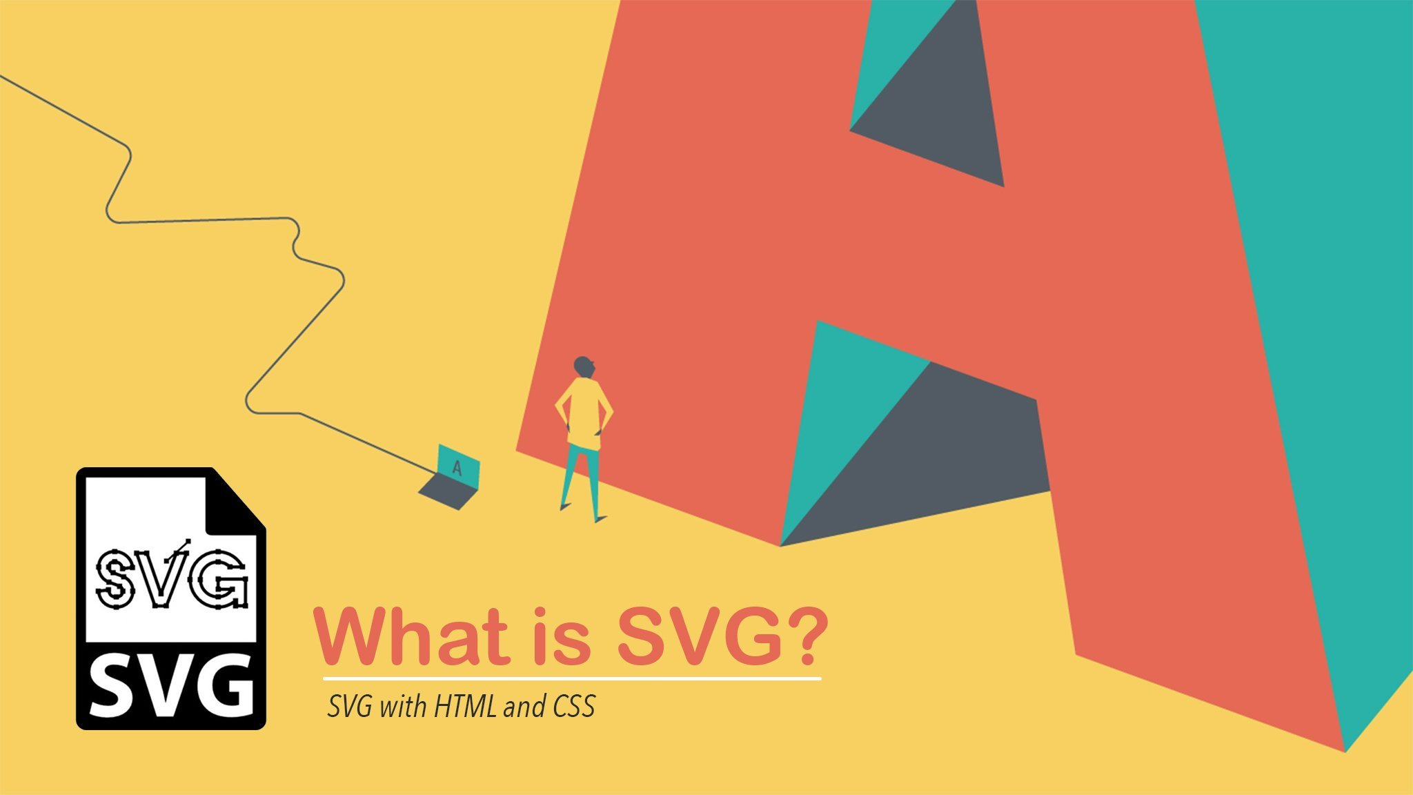 What is SVG: How to use it with HTML/CSS