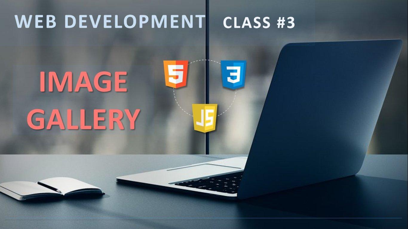 HTML & CSS Flexbox Web Development Guide - Create a Web Gallery with Responsive Web Design