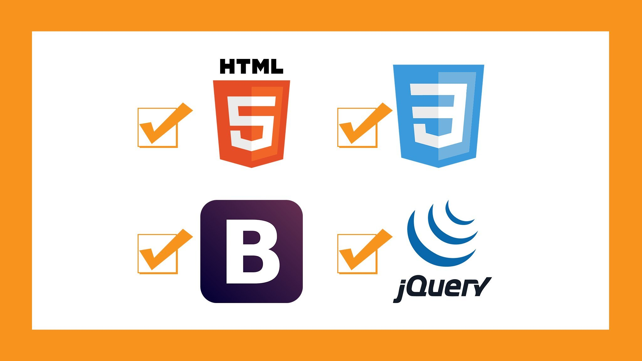 Web Development with HTML CSS BOOTSTRAP JQUERY