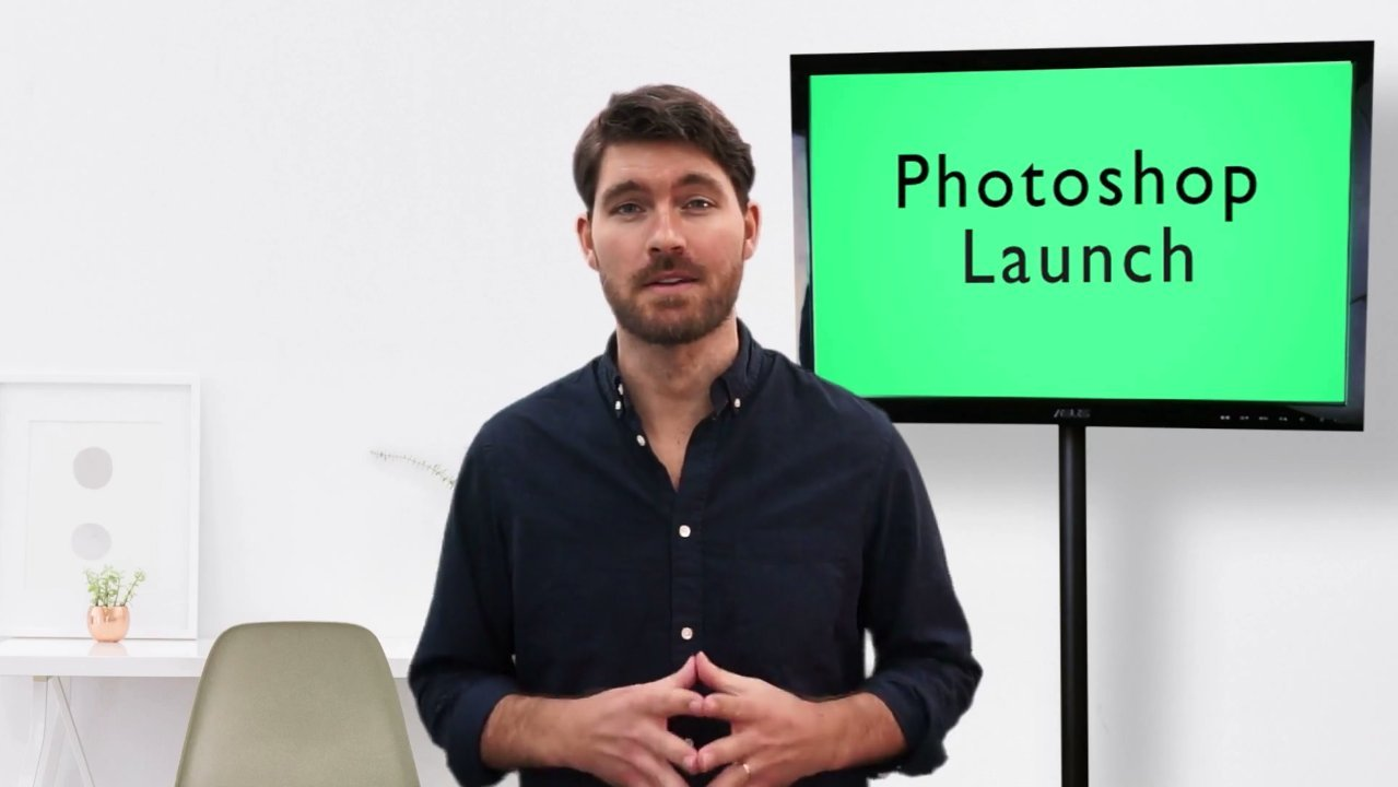 Photoshop Launch for Interior Designers