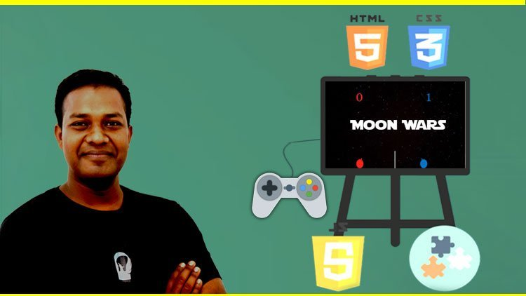 My Learn HTML5, Canvas, CSS3 and JS by Building & Playing Game Class