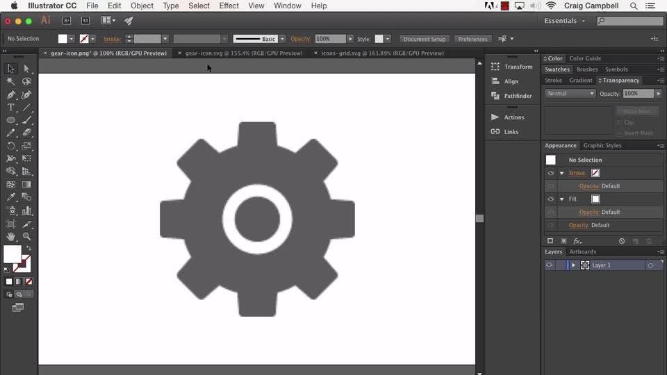 Using SVG Sprites