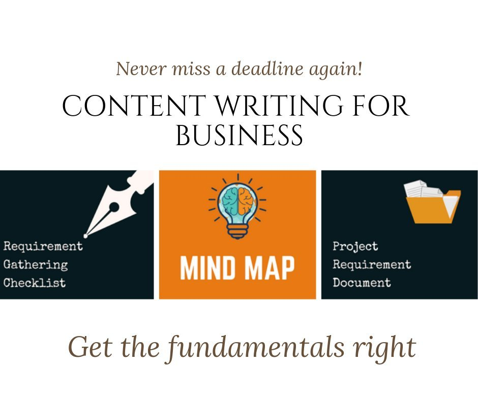 Content Writing for Business – Getting the Fundamentals Right