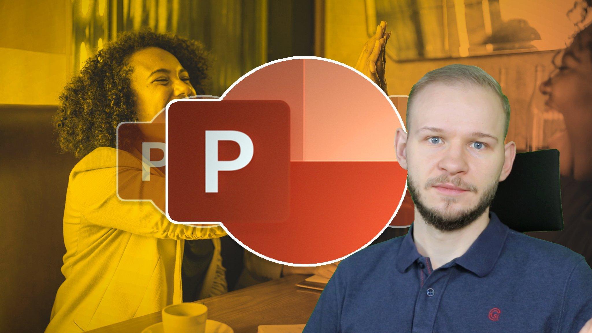 PowerPoint for Beginners - Program & Animation Basics (Free class)