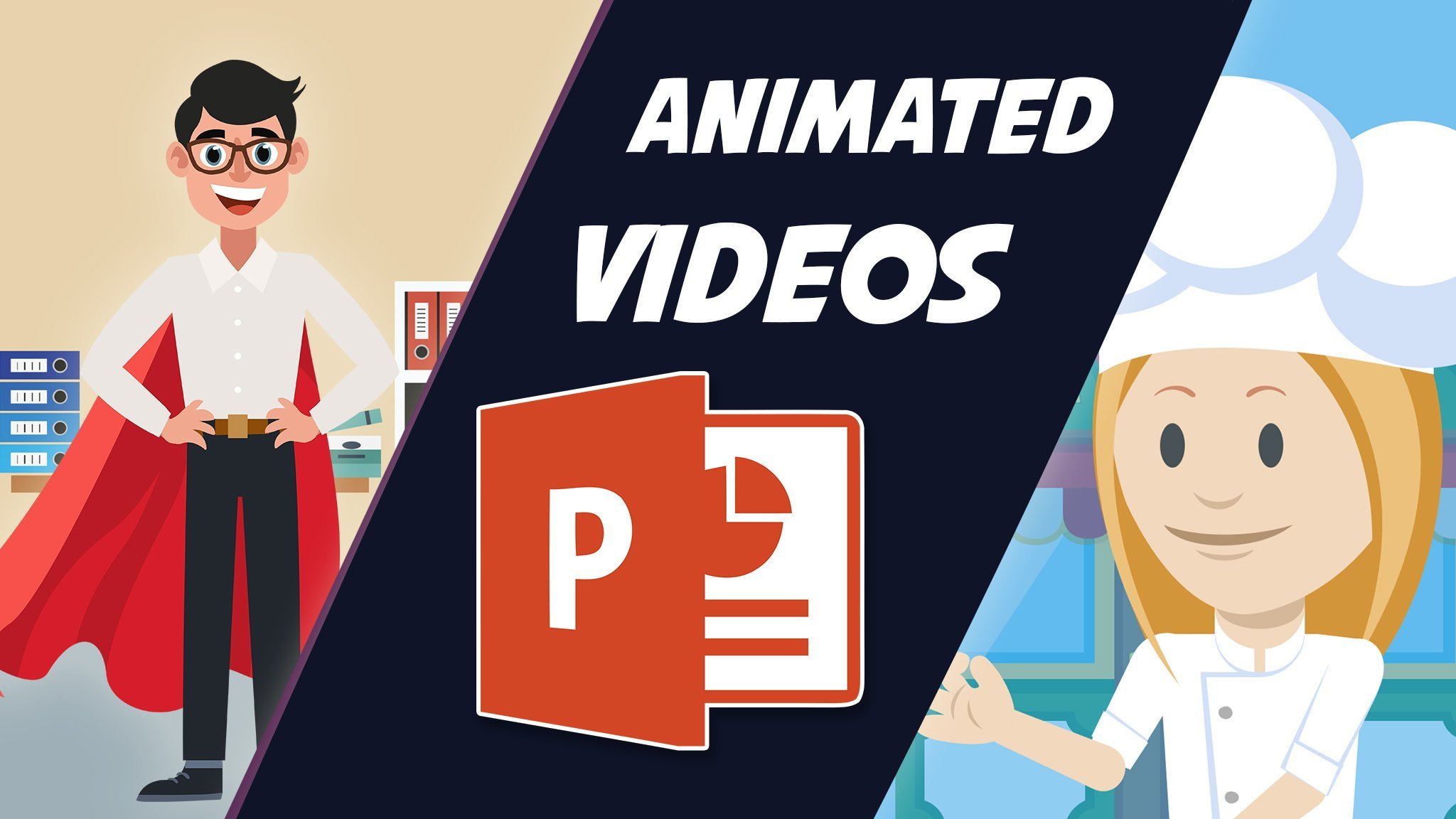 Create Animated Explainer Videos with PowerPoint