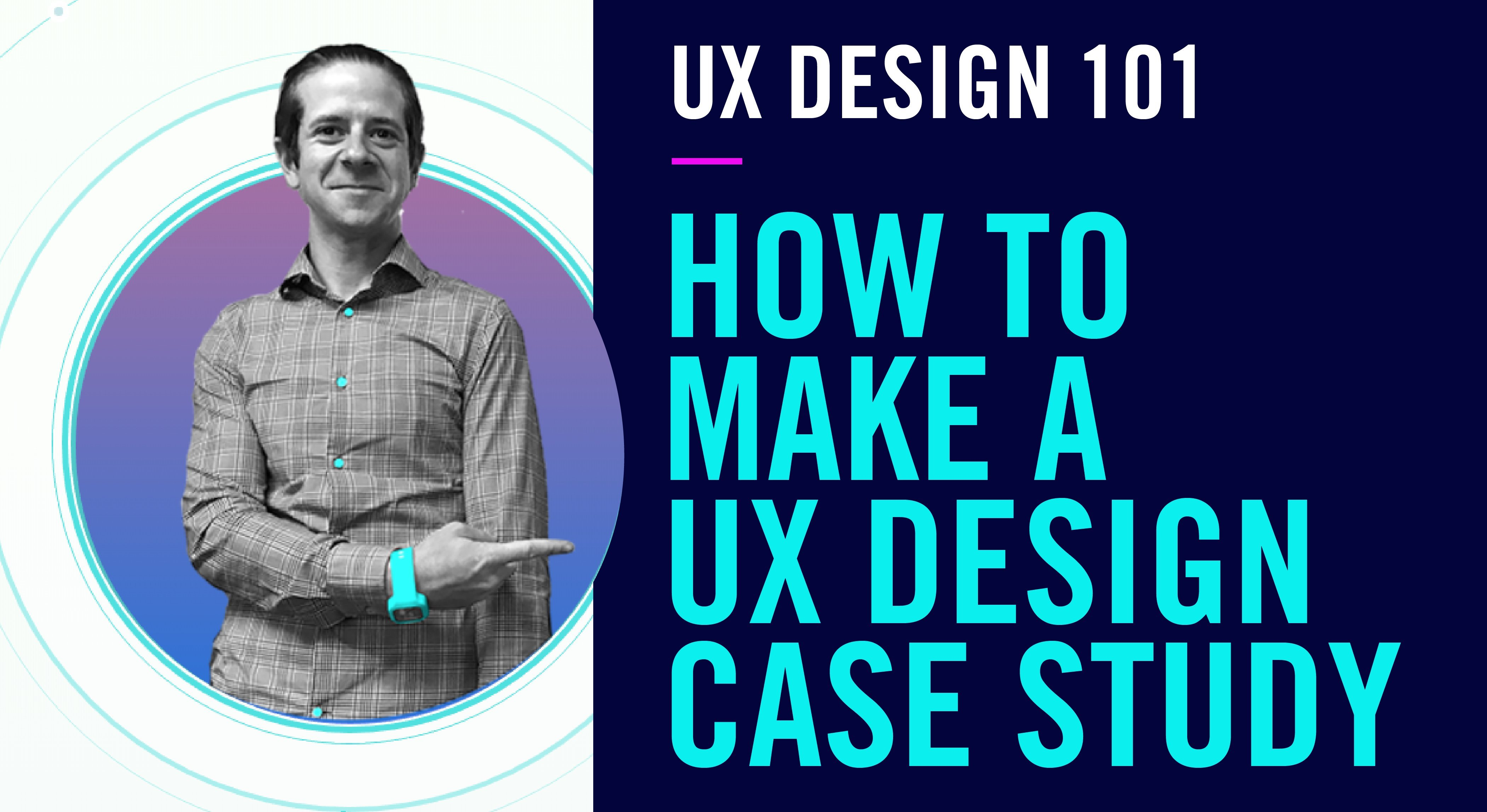 User Experience Design college course, intro to UI & UX design taught by a University UX instructor.