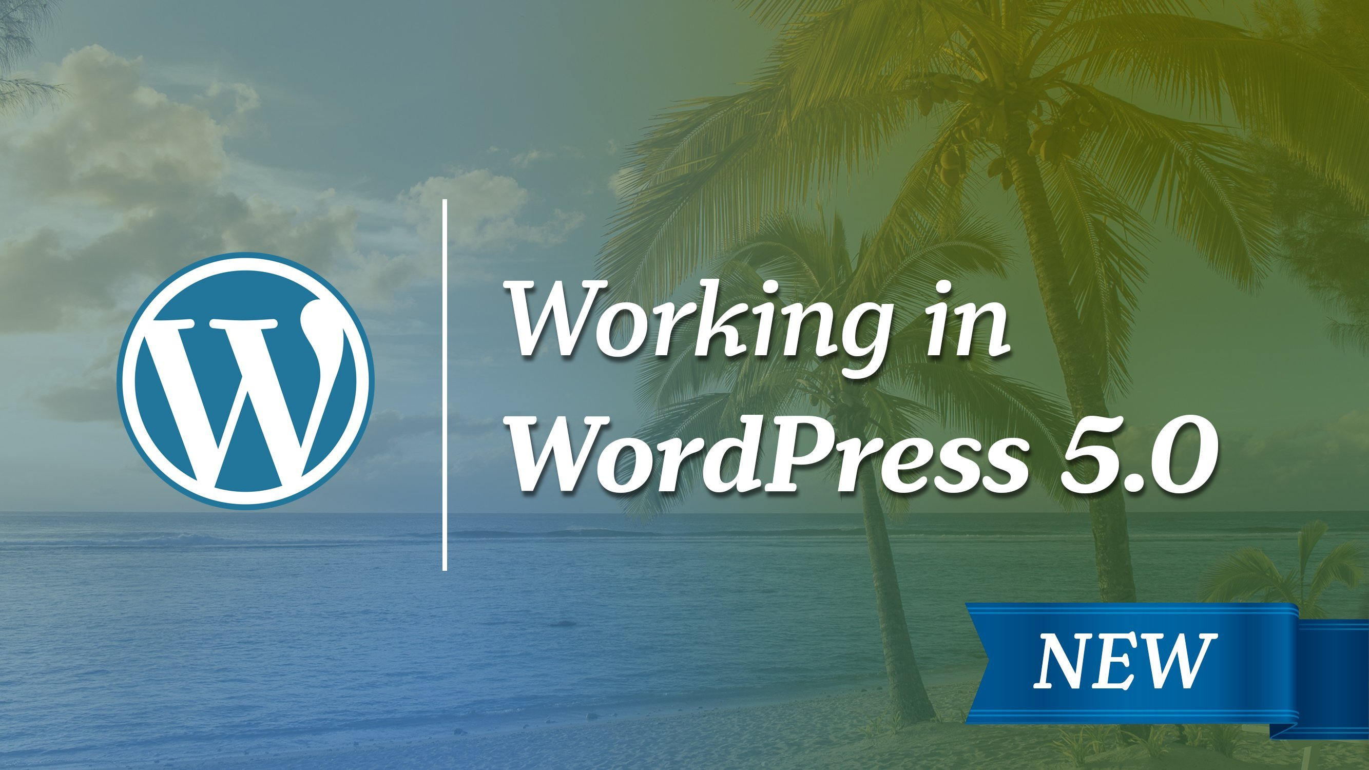 What's New About WordPress 5.0? Everything!