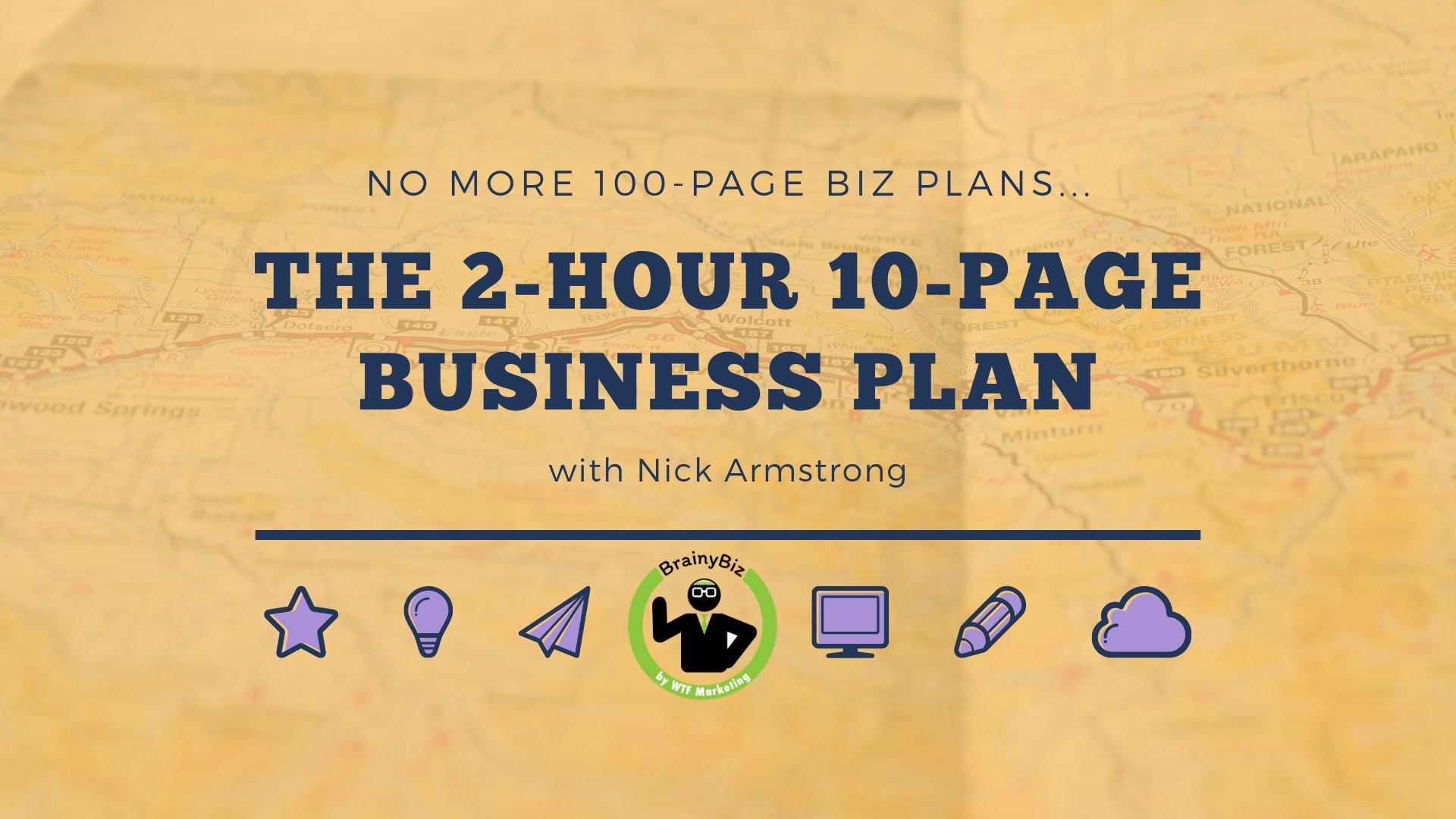 Build a Profitable Business Plan in 2 Hours