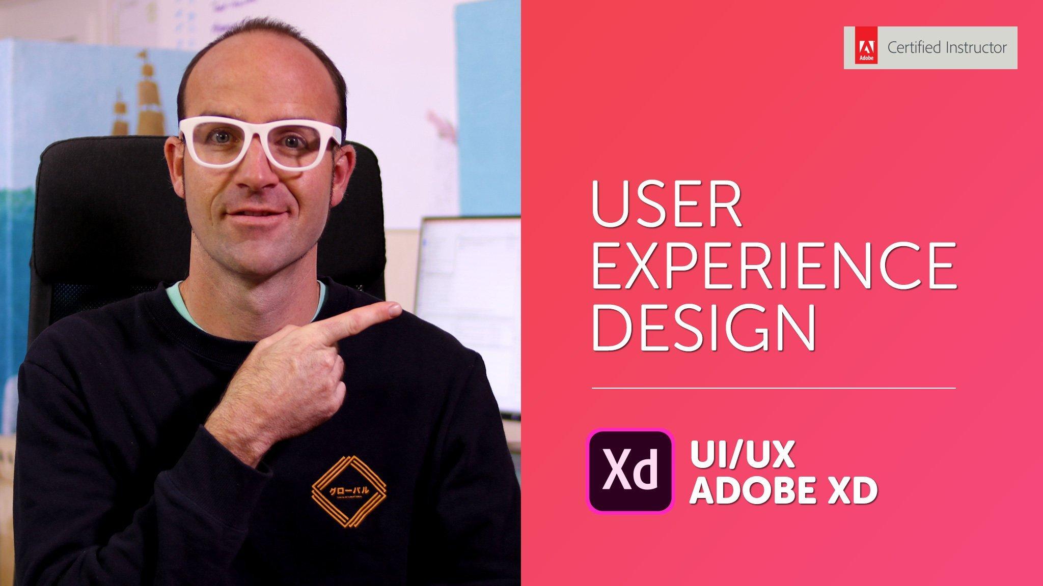 User Experience Design Essentials - Adobe XD UI UX Design
