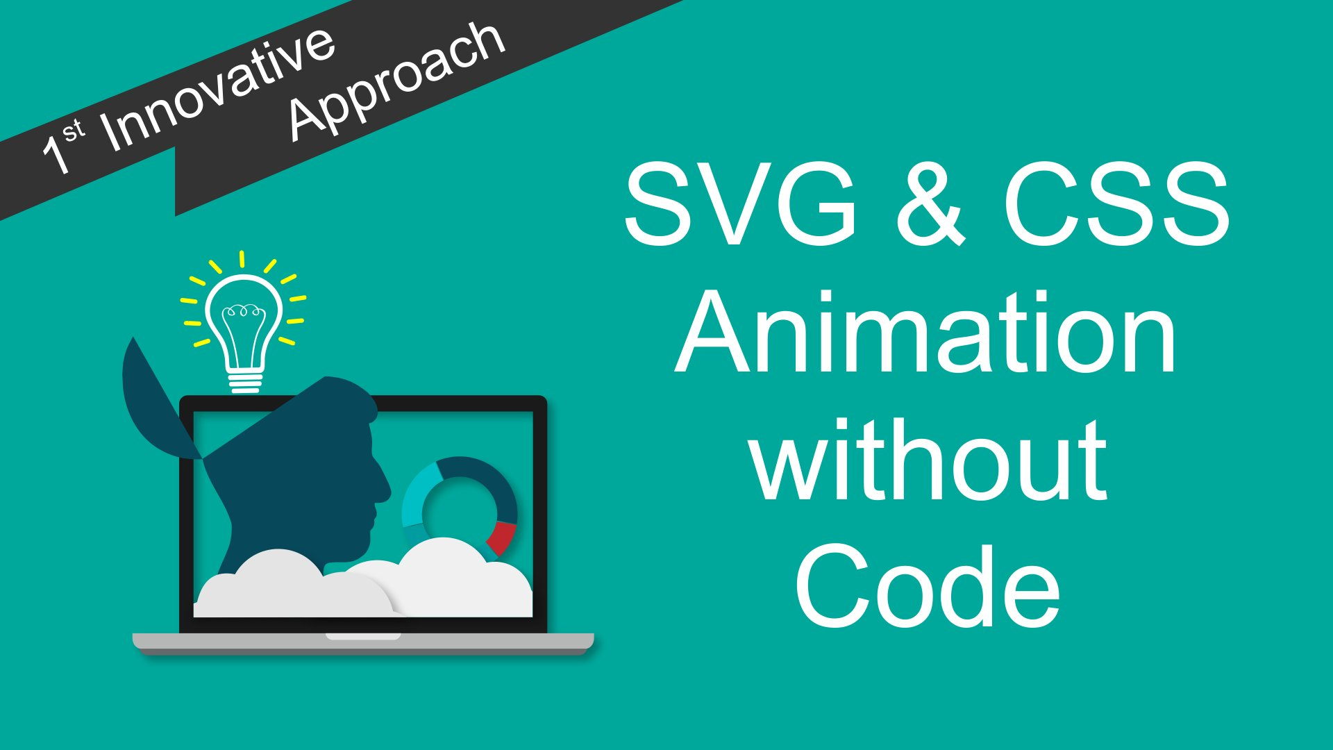 SVG & CSS loader animation without code with Google Web Designer