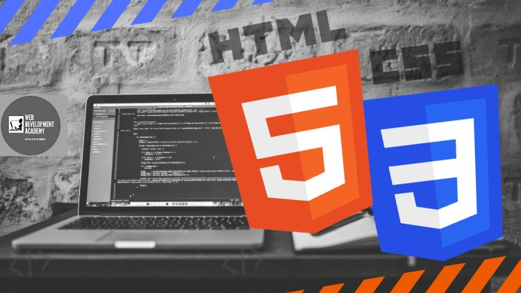 HTML5 and CSS3: create a website