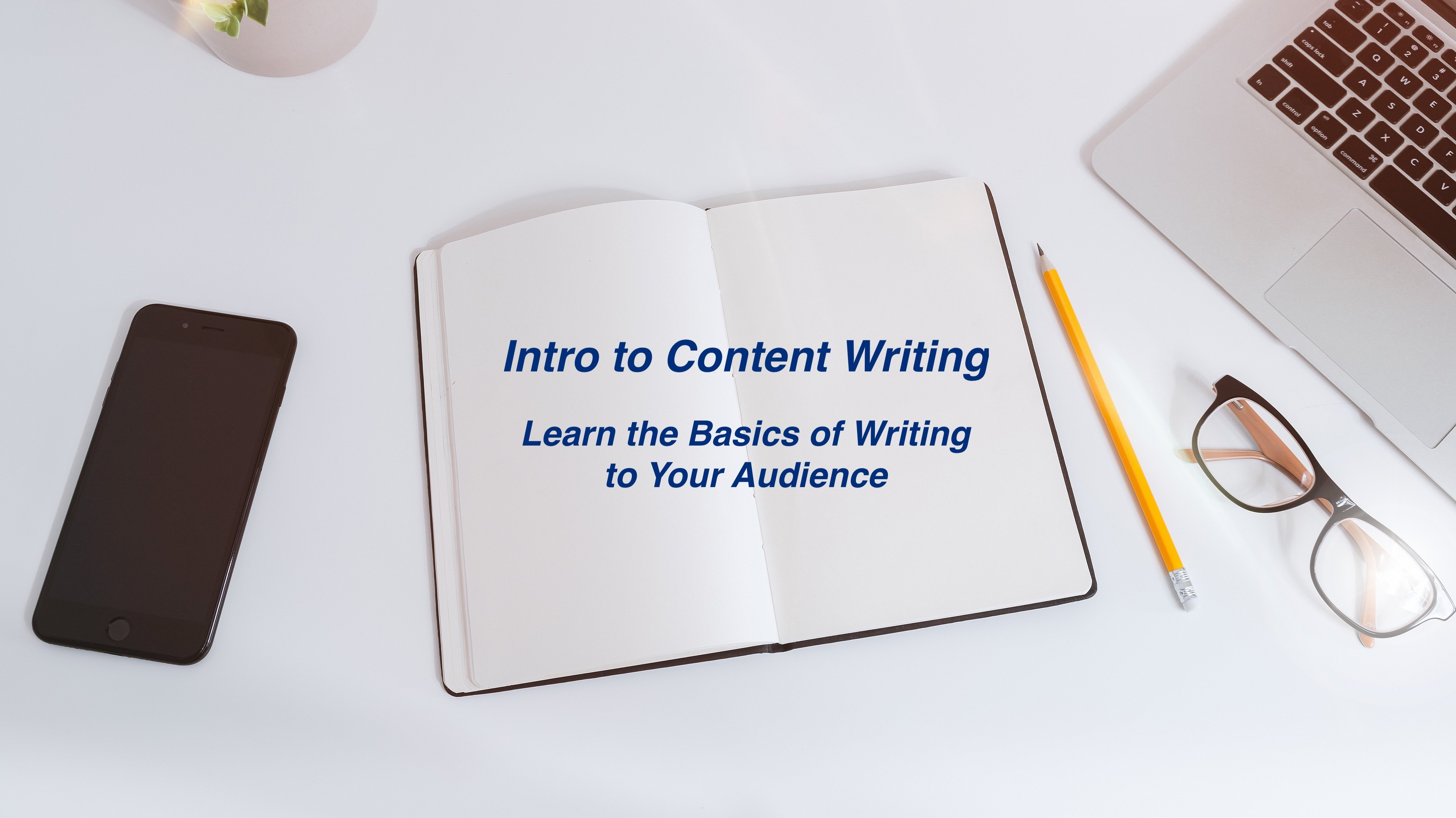 Intro to Content Writing: Learn the Basics of Writing to Your Audience