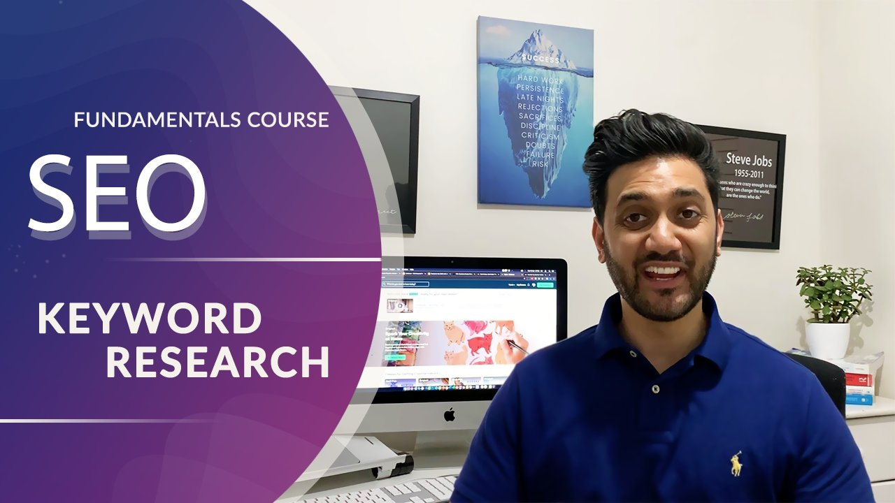 First Steps of SEO - Keyword Research For Beginners
