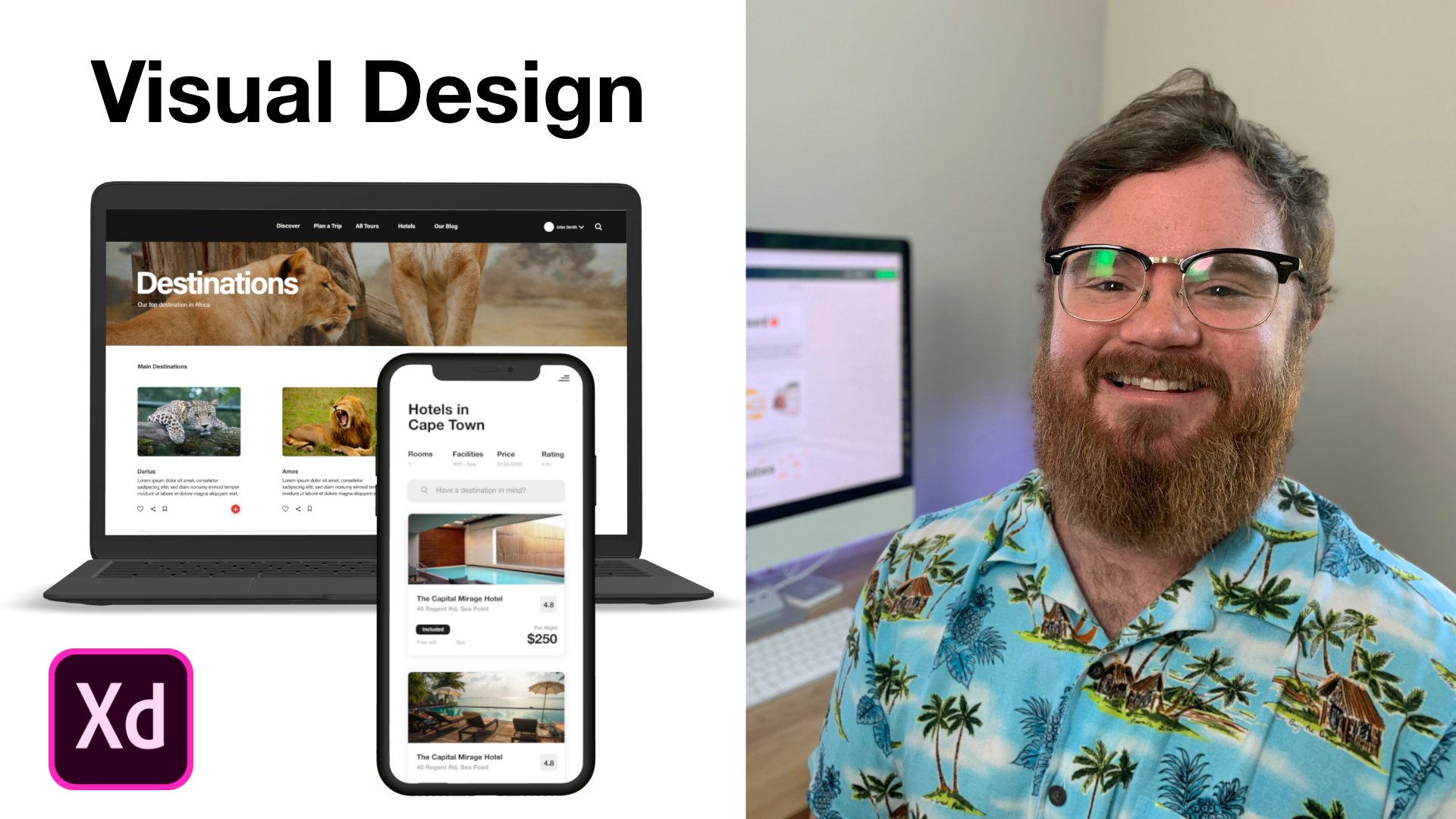 Adobe XD: Improving Visual Design