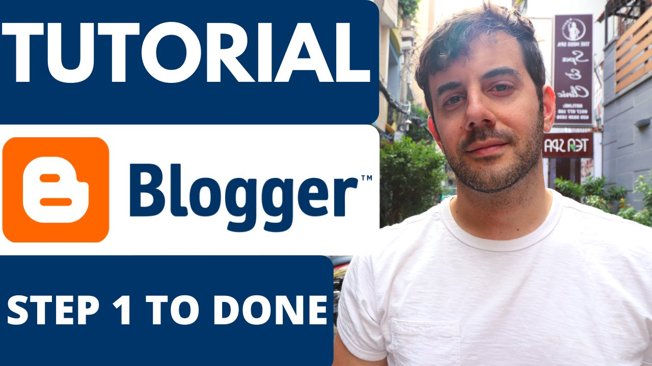 Blogging For Beginners: How To Start a Blog With Google's Blogger Platform