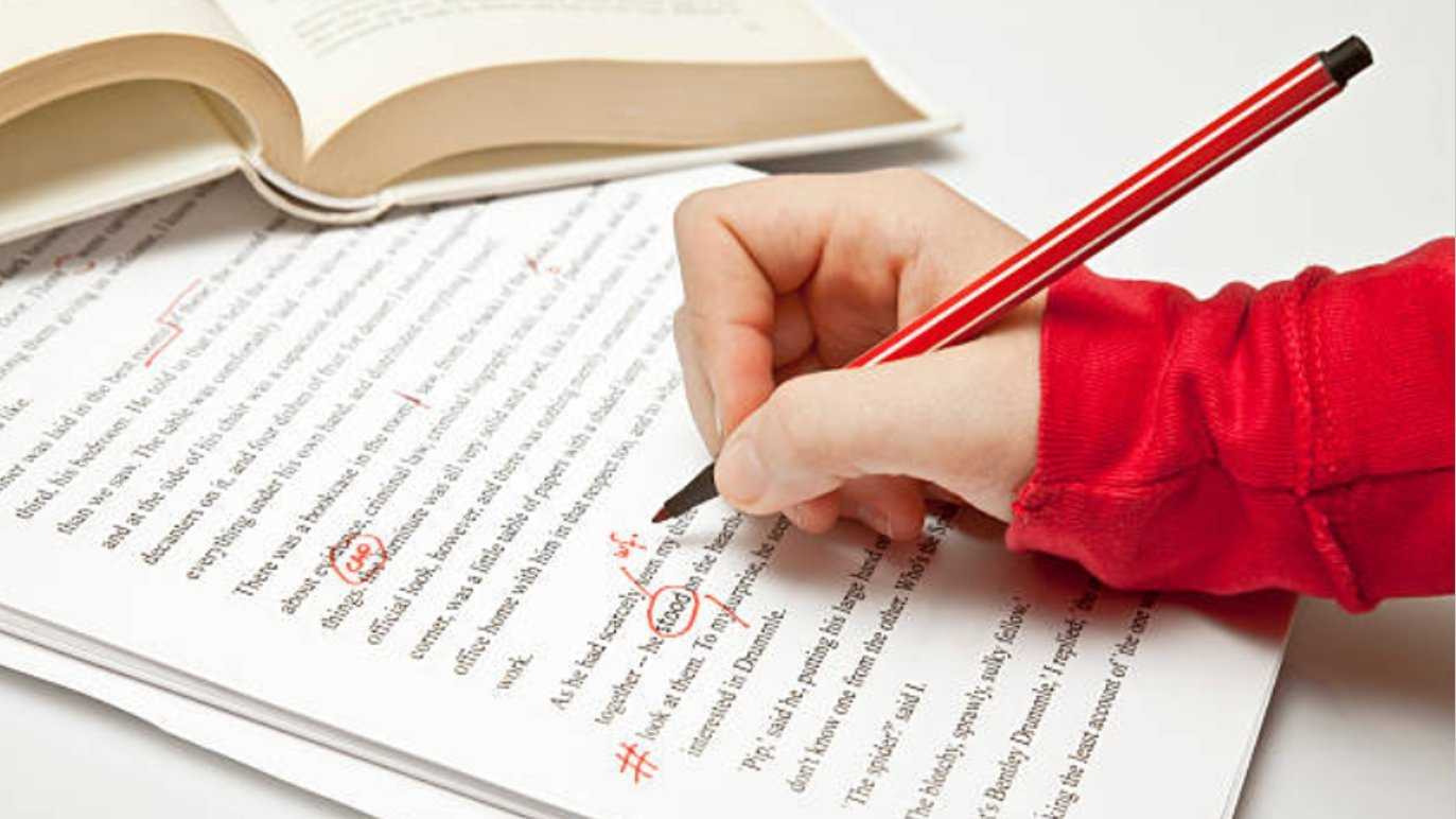 Editing and Proofreading Masterclass | Dominate Writing, Punctuation & Grammar