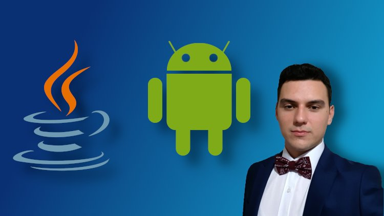 Learn how to create Android Apps with Android studio and Java