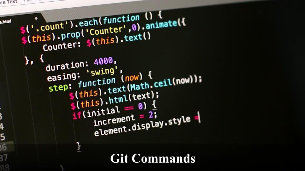 GIT and GitHub Basics -Bootcamp