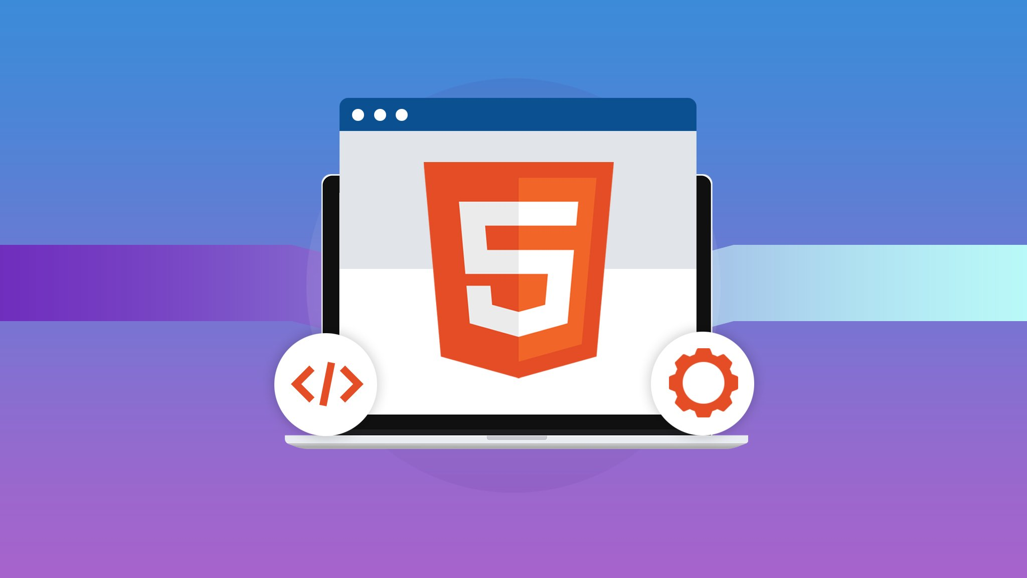 Learn HTML5 step-by-step from scratch