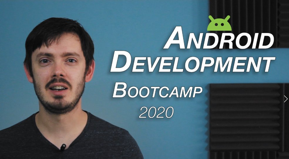 Android Mobile Development Bootcamp - Part 2: Activities, Intents & The Android Manifest