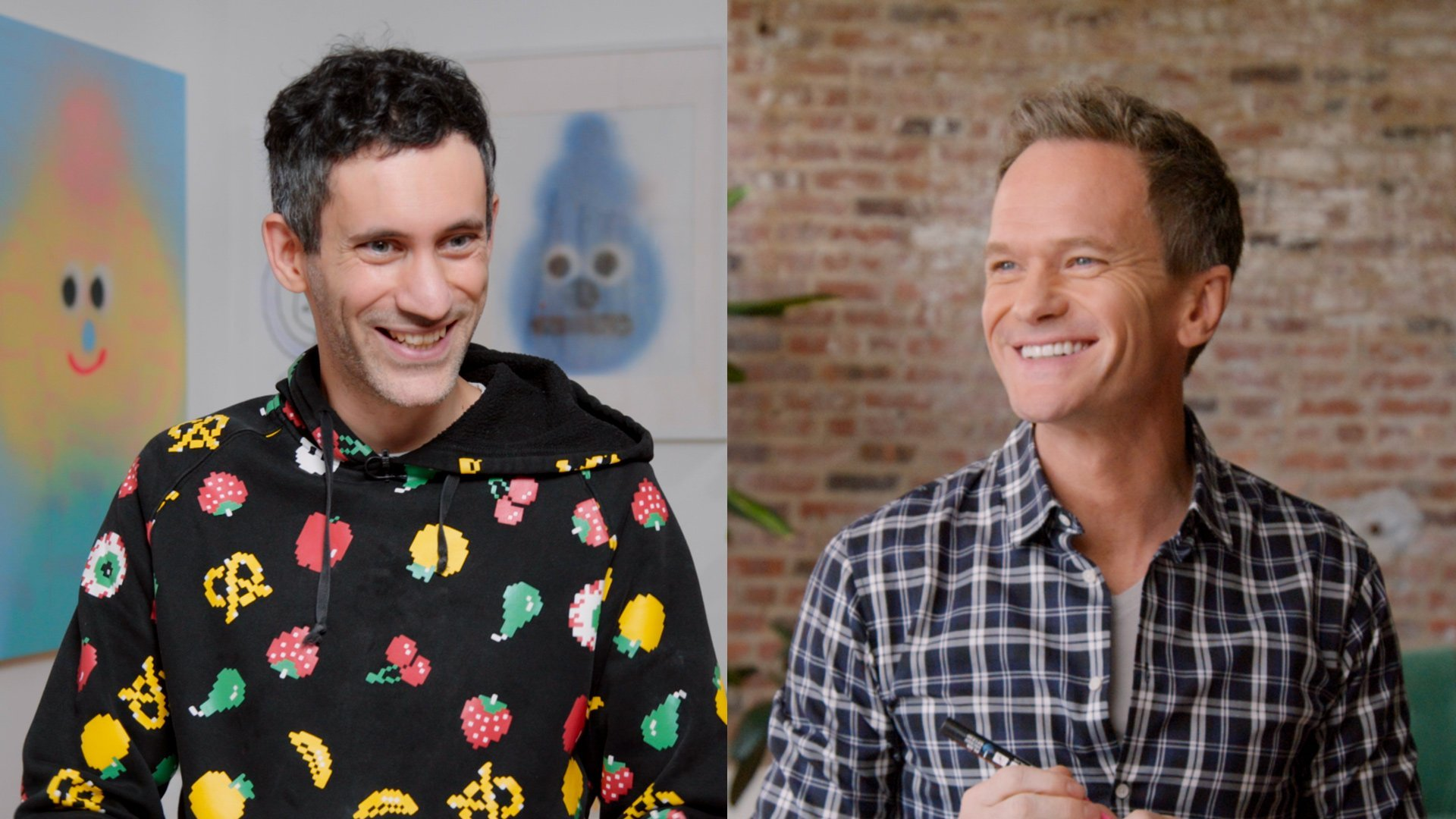 Animation Station With Neil Patrick Harris