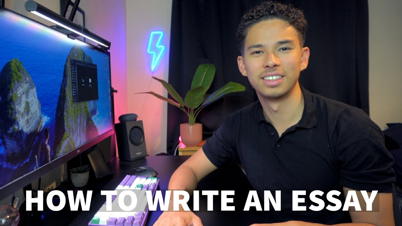 An Essay Writing Masterclass - The Best Essay Writing Technique (Academic Writing)