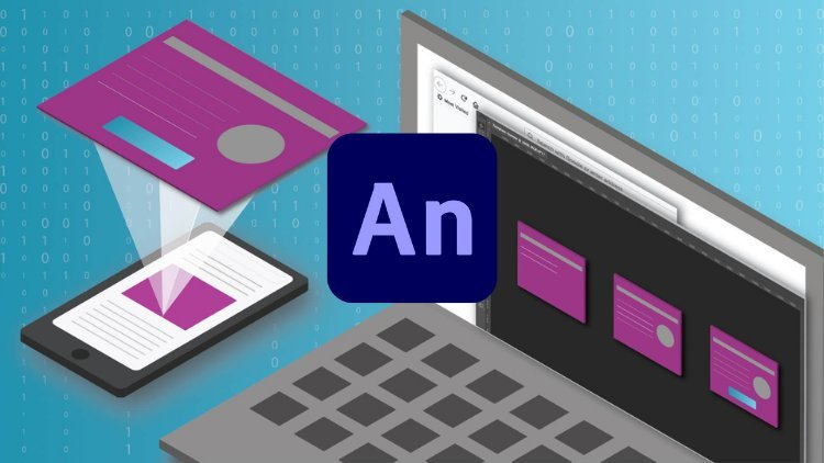 Adobe animate cc 2021 - complete html5 banner ads course