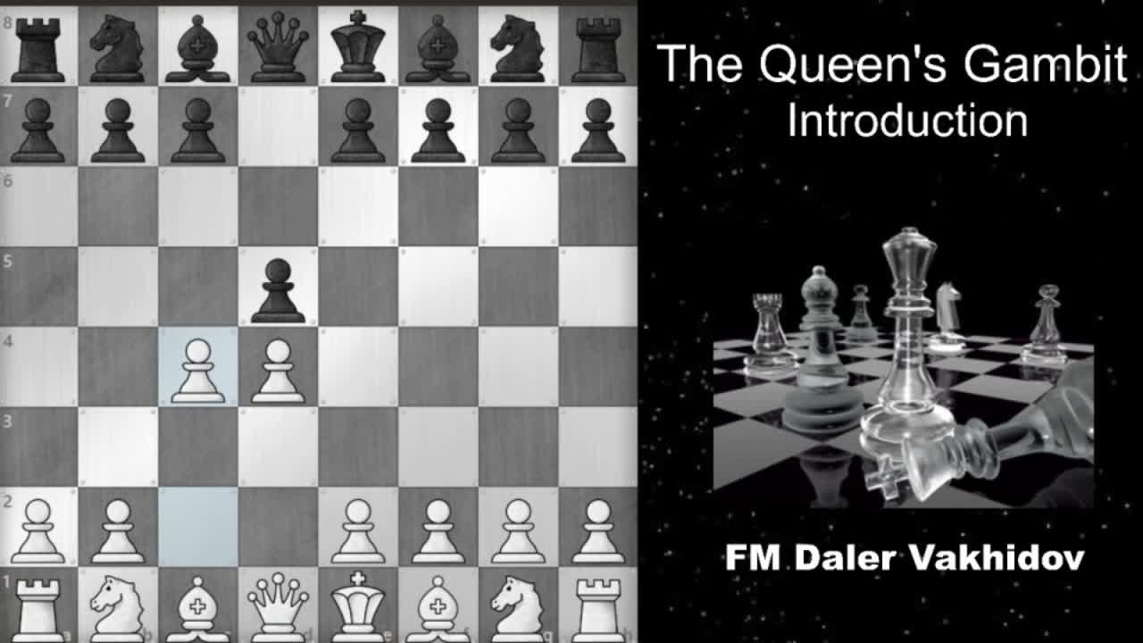 Chess Opening: Play the Queen's Gambit like Beth Harmon