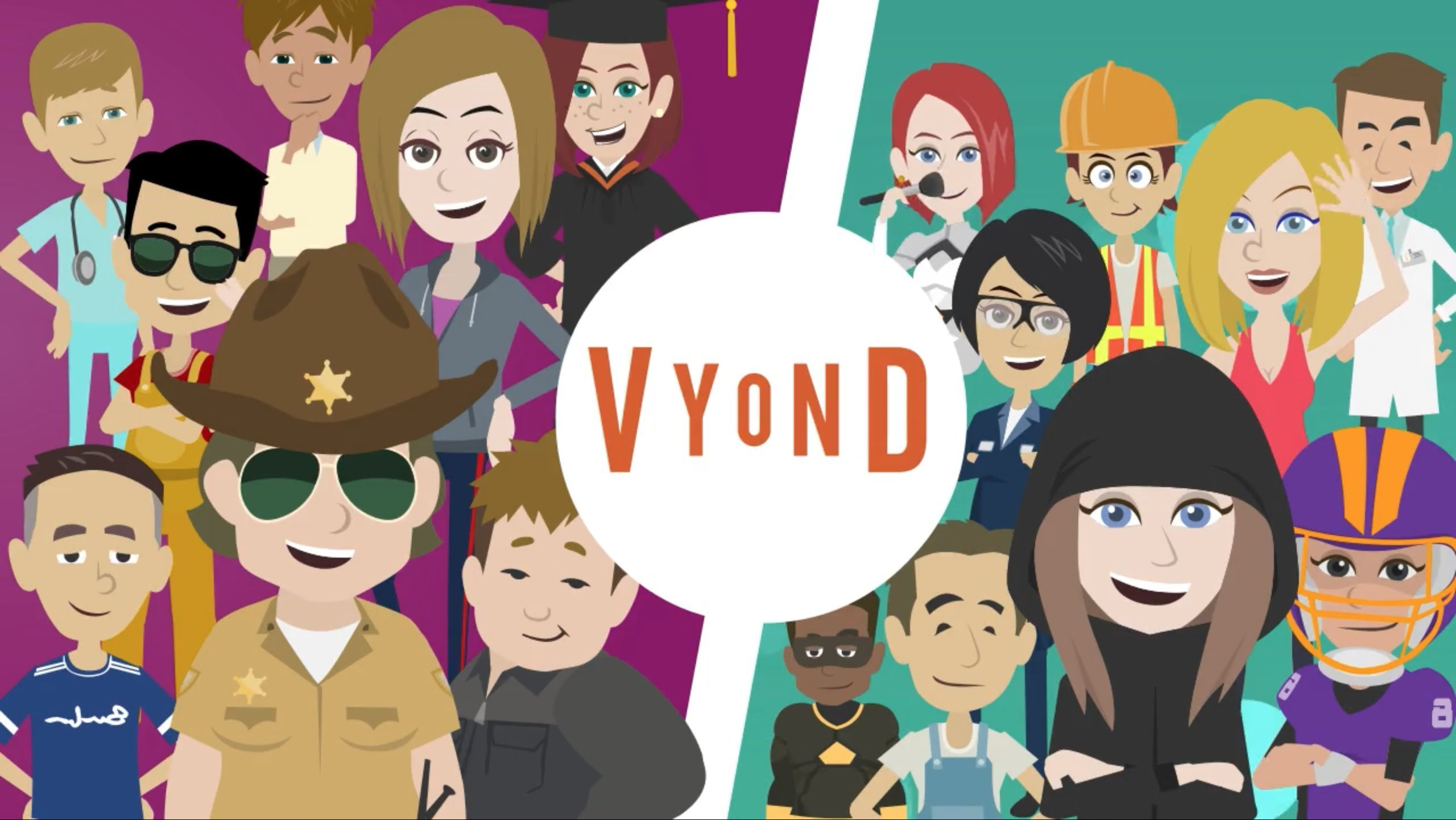 2D CHARACTER ANIMATION with VYOND