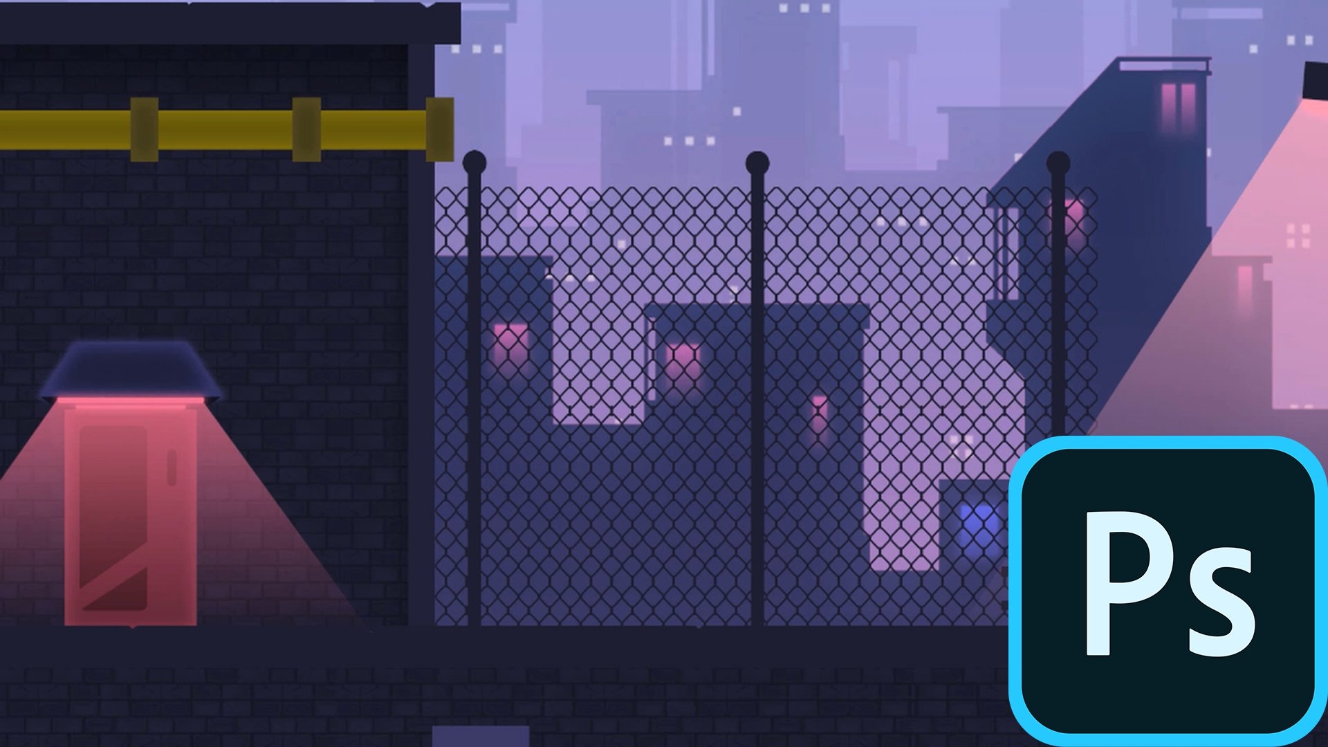 Learn 2D Game Environments Graphic Design For Beginners