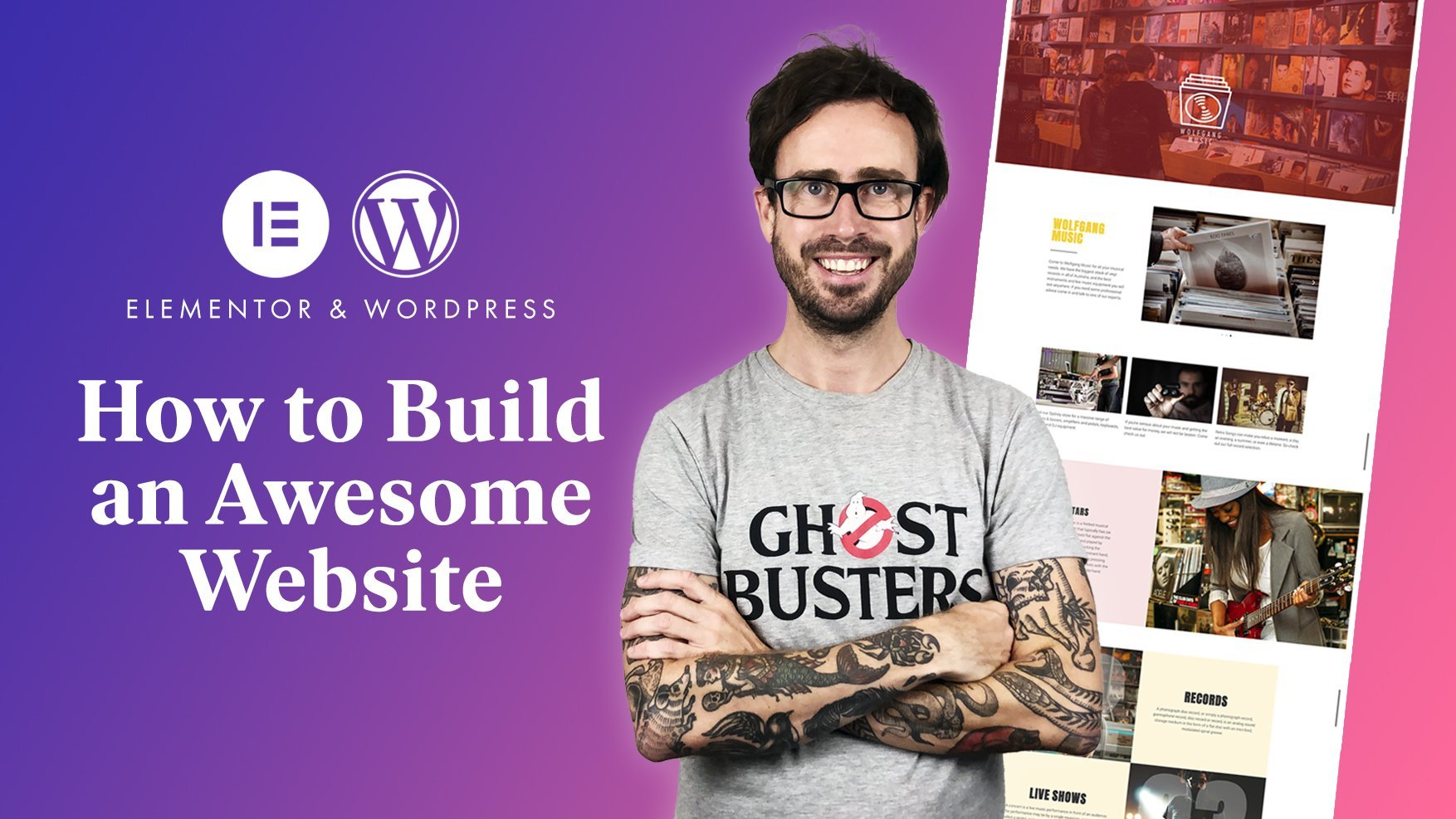 How to Use Elementor: Build an Awesome Wordpress Website, With No Code