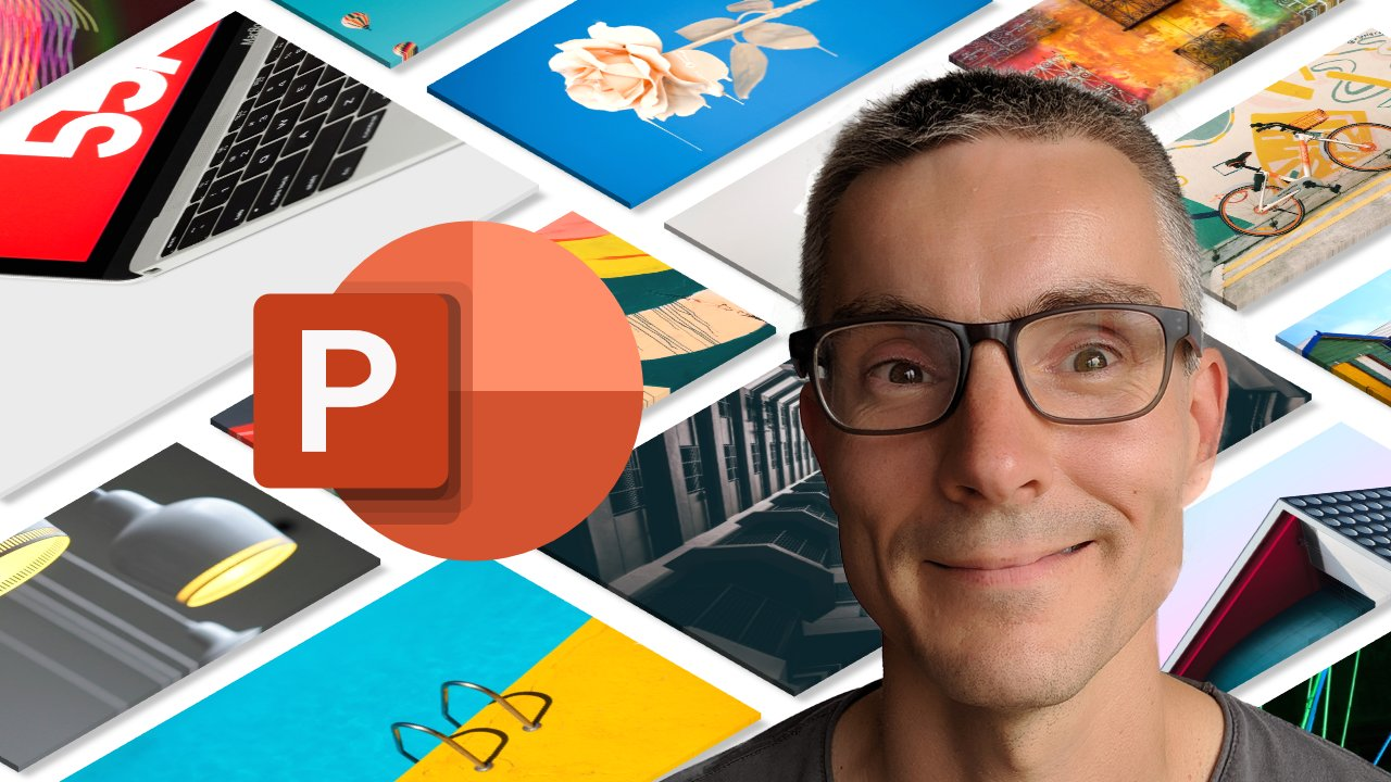 Mastering Images In PowerPoint - A complete guide to taking your slide design to the next level