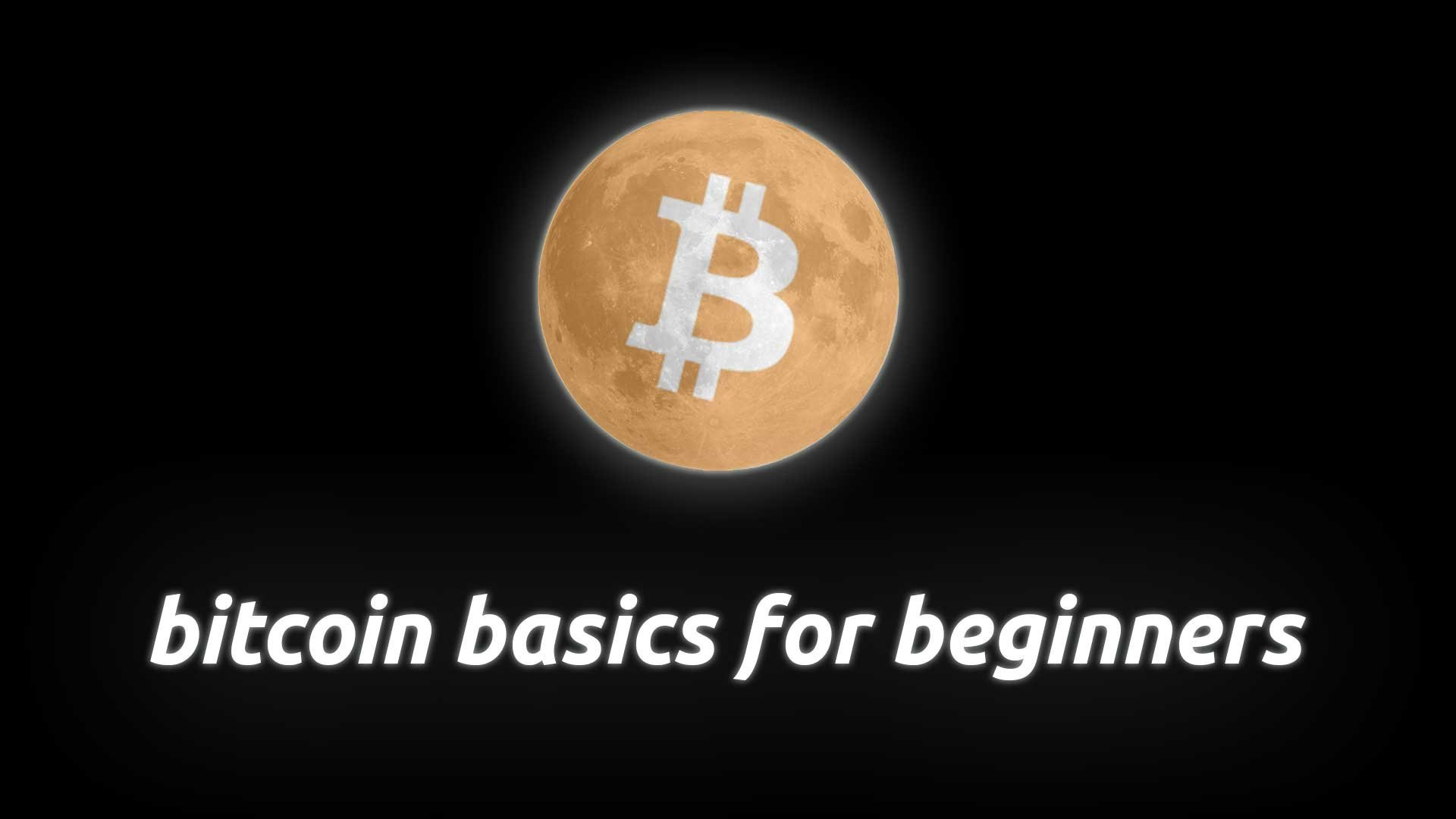 Bitcoin Skills: Basics for Beginners