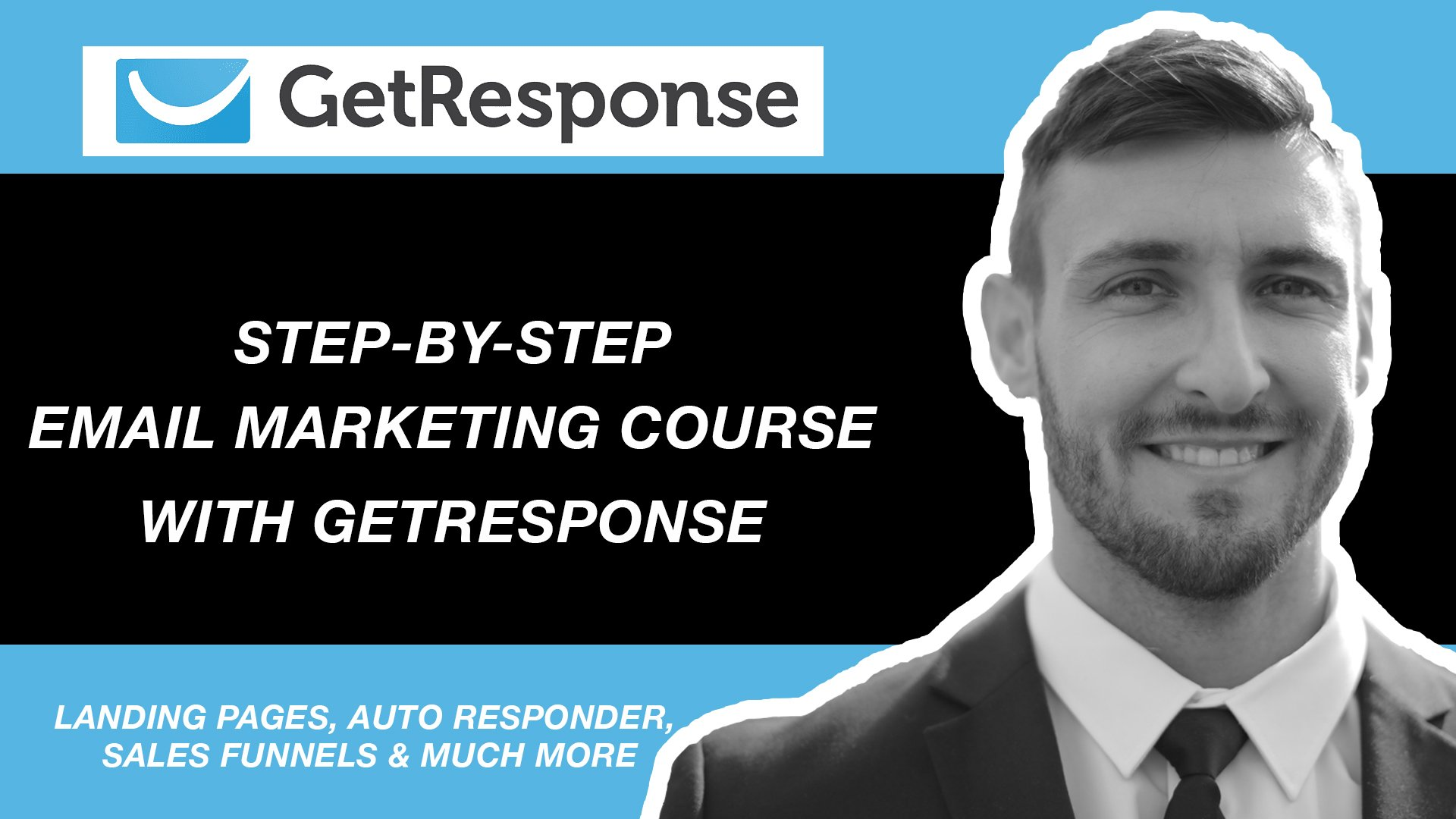 Getting Started With Email Marketing For Online Business & E-Commerce Using Getresponse