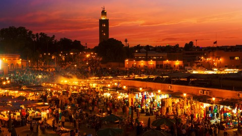 All you must know to spend a great holiday in Morocco